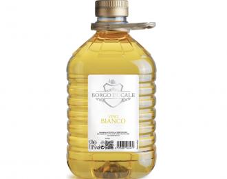 Vino Bianco-Borgo Ducale-Bianco-Dama Pet da 3 Litri