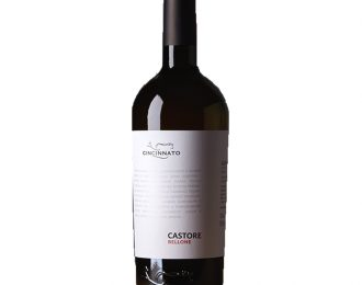 Vino Bianco Cincinnato Castore Bellone IGT