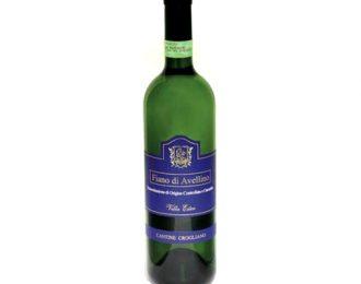 Vino-Bianco-Fiano di Avellino-Cantina Crognano-Villa Ester-Bottiglia da 75 cl