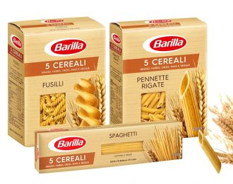 Pasta Barilla 5 Cereali (Confezione da 400 Gr)
