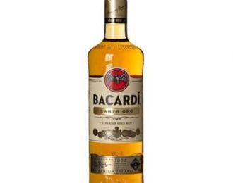 Rum Bacardi Carta Oro Bottiglia da 70 cl