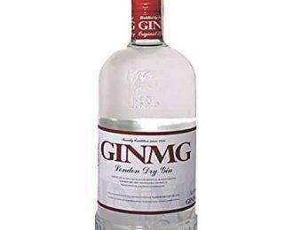Gin-GinMG-Bottiglia da 1 Litro