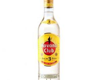 Rum-Havana Club-3 Anni-Bottiglia da 70 cl