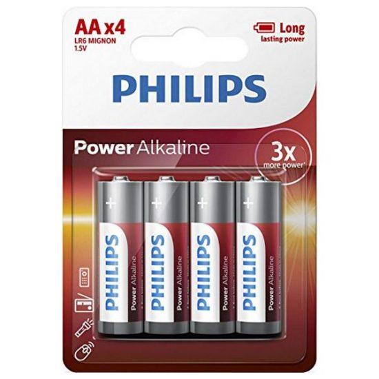 Elettronica Pile e Batterie