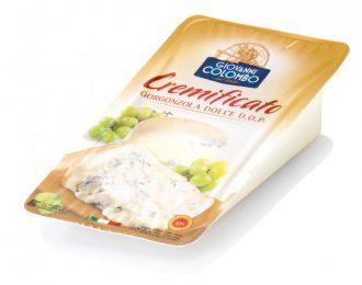 Gorgonzola Dolce Cremificato G. Colombo Confezione da 200 Grammi