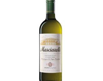 Vino Bianco Masciarelli Trebbiano D'Abruzzo 2018 Bottiglia da 75 cl