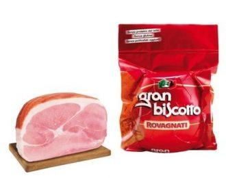 Prosciutto Cotto Rovagnati Gran Biscotto Confezione da circa 8,5 Kg