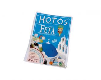 Formaggio Greco Feta Hotos Confezione da 200 Grammi
