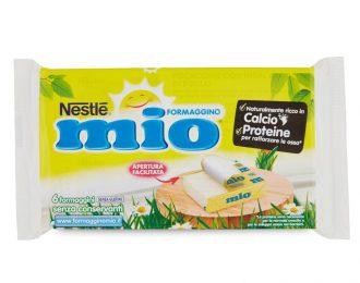 Formaggini Mio Nestlè 6 Pezzi 125 Grammi
