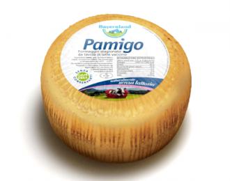 Caciotta Pamigo senza lattosio Confezione da circa 2,5 Kg
