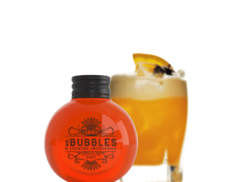 Bitter Orange Sour Mr Bubbles 16 cl