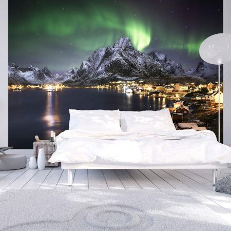 Fotomurale - Aurora borealis-1
