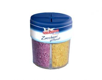 Decorazioni Dolci Paneangeli Zuccheri Glitterati 100 Grammi