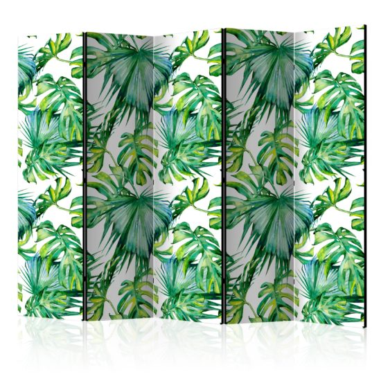 Paravento - Jungle Leaves II [Room Dividers]-1