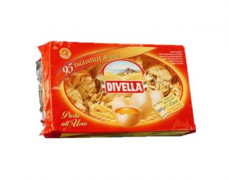 Fettuccine all'uovo Divella 250 Grammi