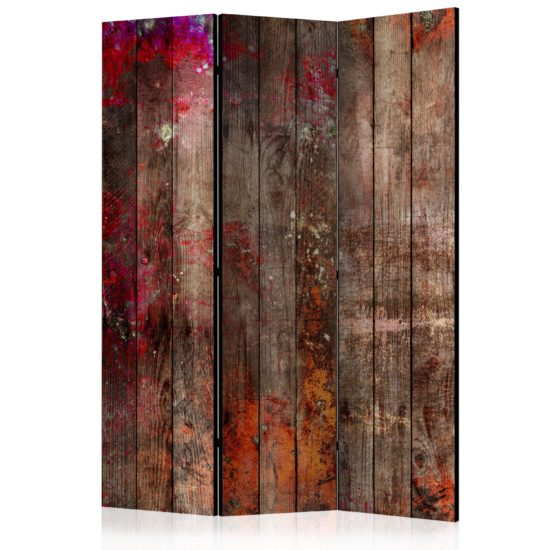 Paravento - Stained Wood [Room Dividers]-1