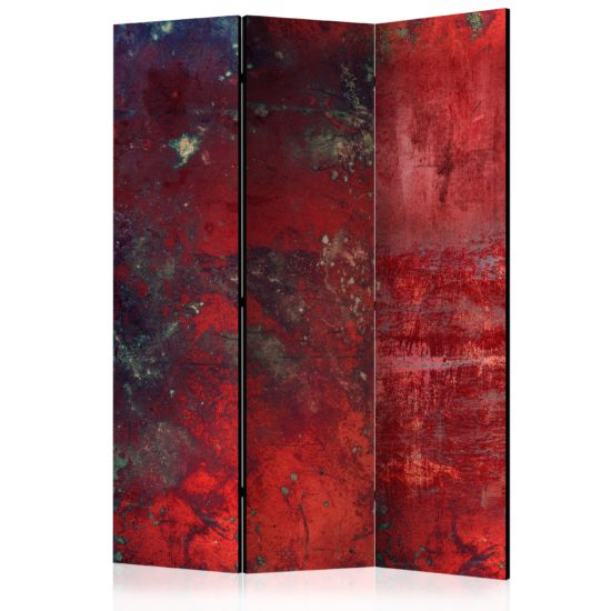 Paravento - Red Concrete [Room Dividers]-1