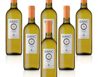 Vino Bianco Vino Bianco di Toscana IGT Bianco Conf. da 6 Bottiglia/e