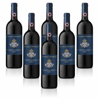 Chianti Classico DOCG Castello di Bibbione Riserva-Magic Drink Il Multistore Italiano