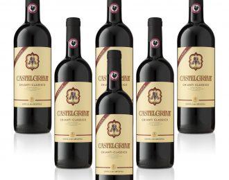 Vino Rosso Chianti Classico DOCG Riserva Castelgreve Conf. da 6 Bottiglia/e