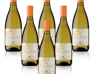 Vino Bianco Vino Bianco IGT Toscana Vermentino Elianto Conf. da 6 Bottiglia/e