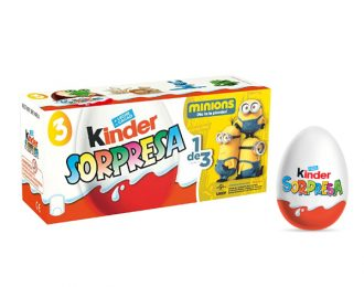 Kinder Sorpresa Ovetti Kinder 3×20 Grammi