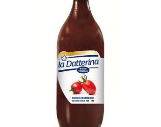 Passata di Pomodoro Napul'è La Datterina Bottiglia in Vetro 660 Grammi
