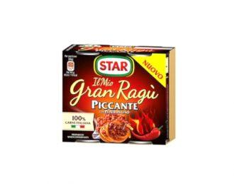 Gran Ragù STAR Piccante 2×180 Grammi