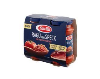Ragù Speck Barilla 2X180G