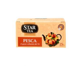 Tè alla Pesca Star Tea 25 Filtri
