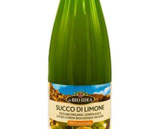 Succo di Limone Biologico 1L