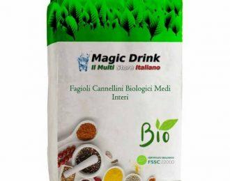 Fagioli Cannellini Biologici Medi Interi