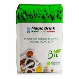 Peperoncino Biologico in Polvere Medium 13.000 SCU