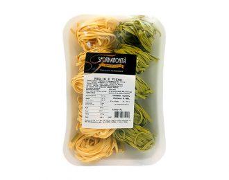 Fettucine Masi Trenette Paglia & Fieno Pasta All'Uovo 500 Grammi
